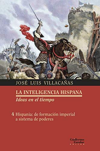 Hispania: de formación imperial a sistema de poderes Book Cover