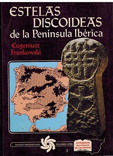 Estelas discoideas de la Península Ibérica Book Cover