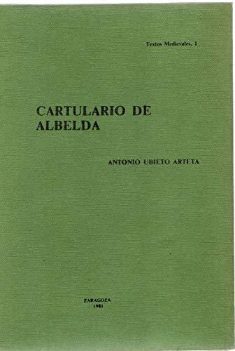 Cartulario de Albelda (921-1196) Book Cover