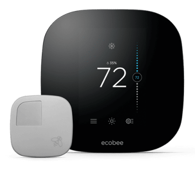 Ecobee installed by Conditioned Air Solutions