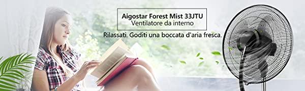 Aigostar Forest Mist 33JTU