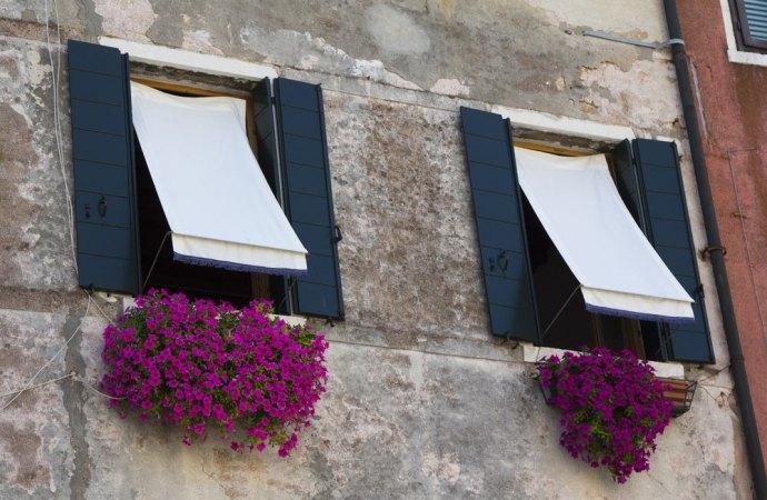 Scopriamo insieme le tipologie di tende da sole per la casa, l'ufficio,. Tende Da Sole Il Rispetto Delle Distanze E Del Diritto Di Veduta