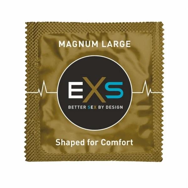 EXS Magnum Large condom Foil