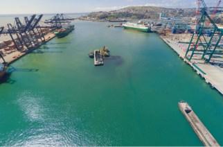 San Antonio in Chiles Zentralzone soll einen Tiefwasserhafen bis 2029 erhalten.