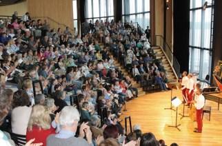 Musikwochen in Frutillar: Volle Konzertsäle ab dem ersten Tag – nach 50 Jahren Aufbauarbeit ist nun Erntezeit.