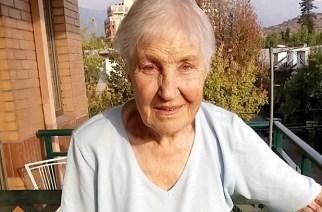 Lieselotte Schwarzenberg Matthei (91): Ein Doktortitel in München