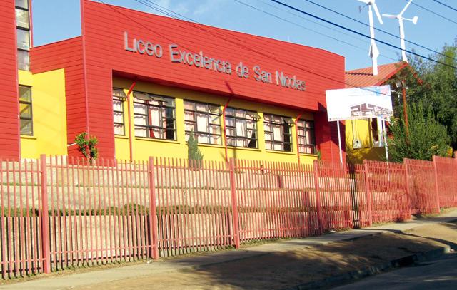 Liceo San Nicolás
