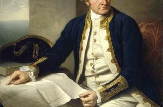 Nicht nur Entdecker neuer Welten: Der englische Seefahrer James Cook (1728-1779) machte sich auch mit seiner Pionierarbeit zur Verhinderung von Skorbut einen Namen.