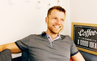 Sven Petrich, Gründer von HiKey Foto: HiKey