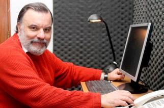 Joaquín Rodríguez Bunster leitet das Radio Fidelio beim Deutsch-Chilenischen Bund