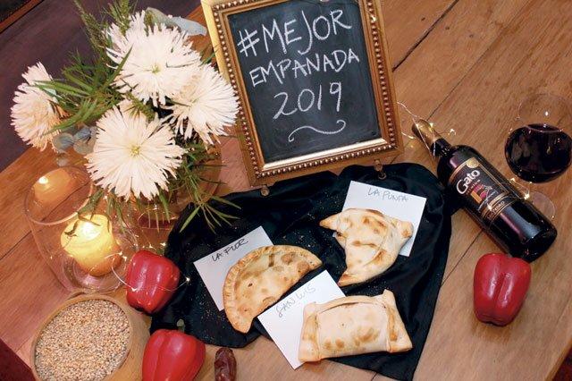 Die besten Empanadas 2019 kommen von den Herstellern La Punta, La Flor und San Luis.