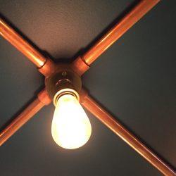 Conduit lighting – Copper conduit | Antique Brass Conduit | Conduit Accessories