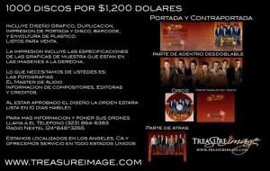 duplicacion-de-cds-mauila-de-discos-precio-coneccion-artistica