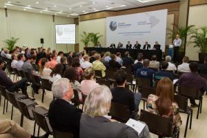 O processo de desenvolvimento econômico e territorial do Oeste do Paraná ganhou um novo impulso com o lançamento do Programa Oeste em Desenvolvimento.