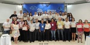 Certificado a Formadores Brasil