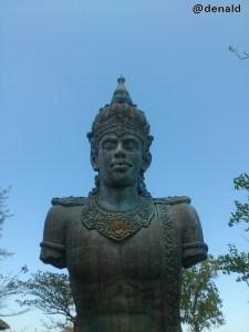 Garuda Wisnu Kencana, Bali