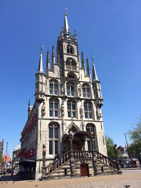 Balai Kota (Stadhuis) Gouda