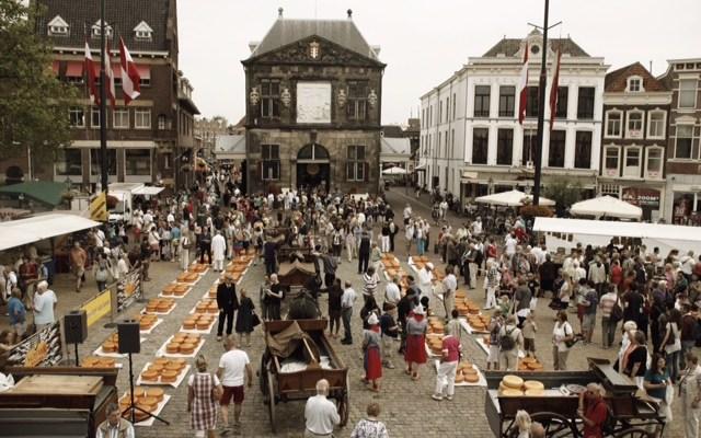 Pasar Keju Gouda