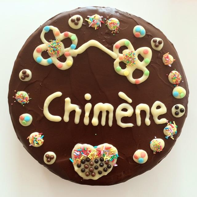 Kue ulang tahun pertama