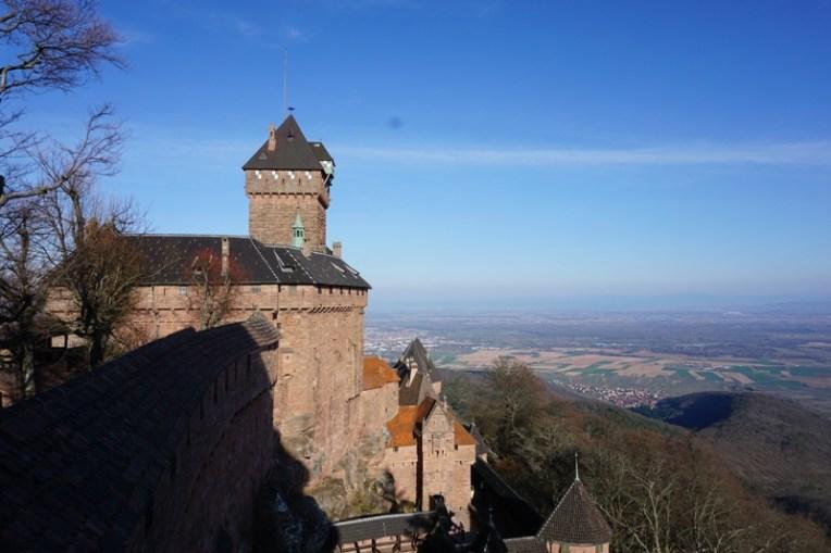Kastil Haut-Kounigsbourg