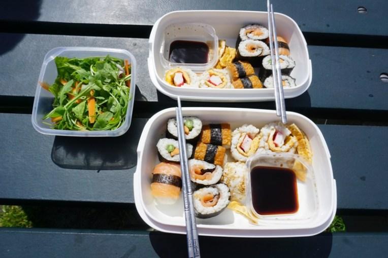 Bekalnya Sushi