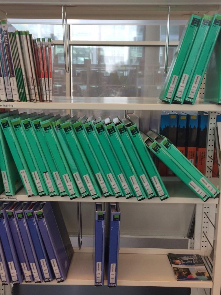 Folder-folder yang berisi latihan soal