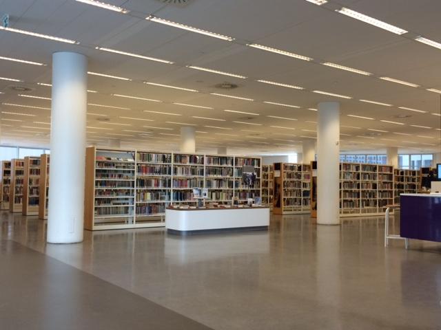 Perpustakaan kota Den Haag