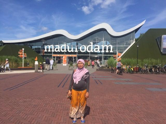 Yiaayyy!! Sudah sah jadi turis dan sah tinggal di Belanda 😅