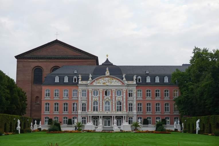 Palace Garden - Trier