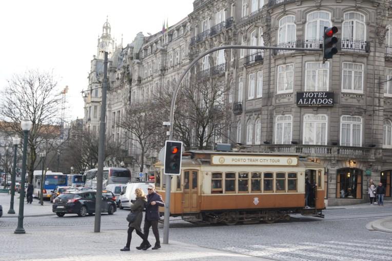 Porto Tram City Tour - Portugal