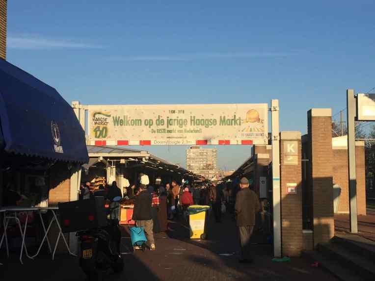 De Haagse Markt - Den Haag - Belanda