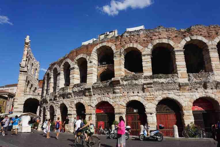 Verona Arena Amphitheatre