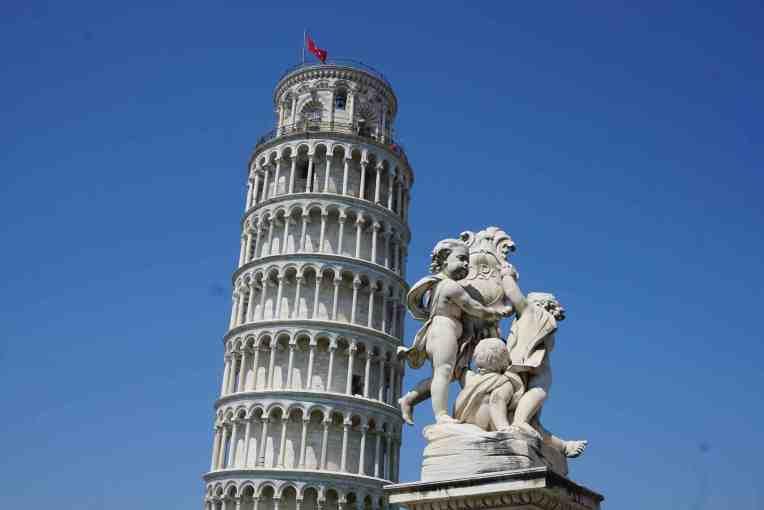 Menara PIsa - PIsa - ITalia