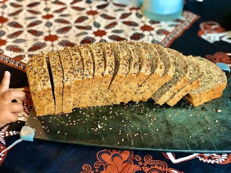 Sourdough Multigrain Bread