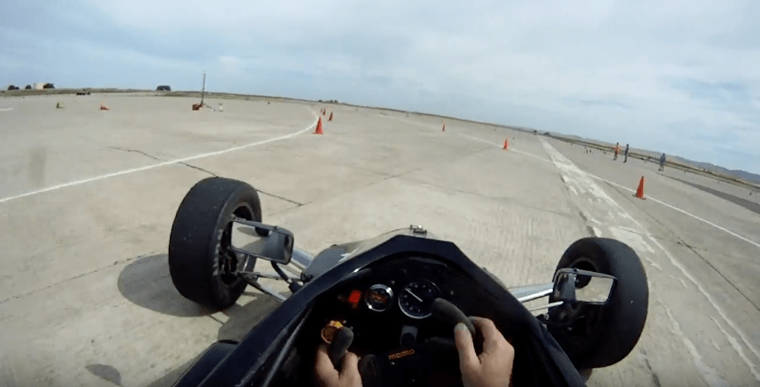 SCCA round 6 co-hosted with AAS