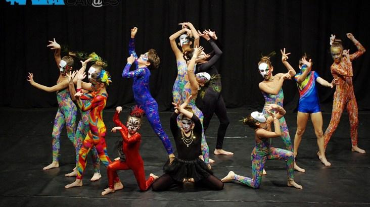 Actuación del Circo Fantasi
