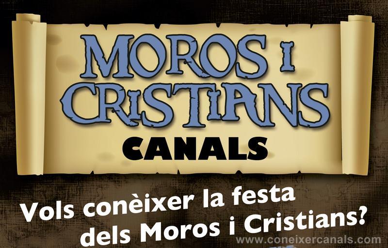 Se crea una junta intercomparsas para activar y mejorar la fiesta de moros y cristianos en Canals