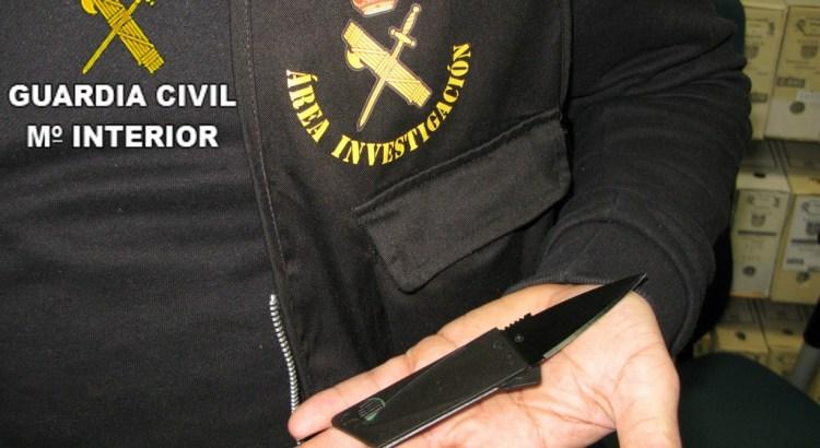 La Guardia Civil detiene a dos personas implicadas en un robo con violencia en grado de tentativa en una vivienda de Canals