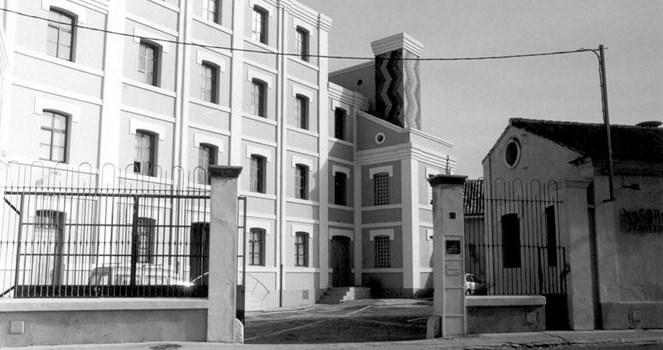 La Fábrica de Harinas.