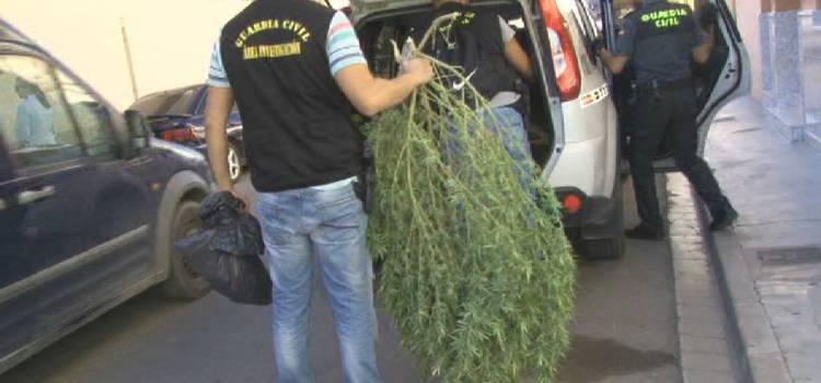 Dos detinguts per drogues en Canals