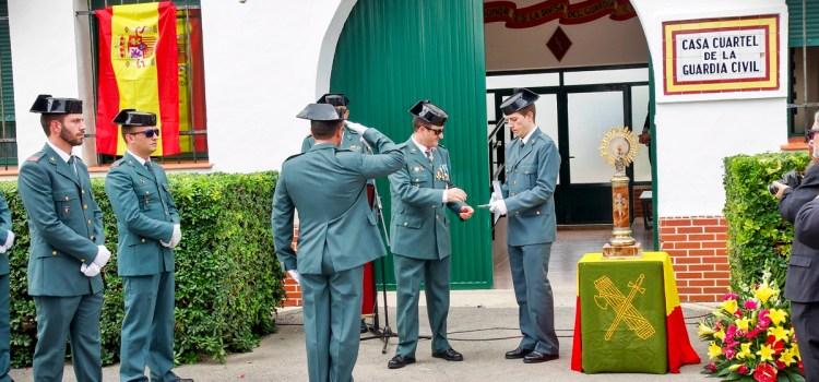 La Guardia Civil de Canals se viste de gala para celebrar la fiesta de su patrona.