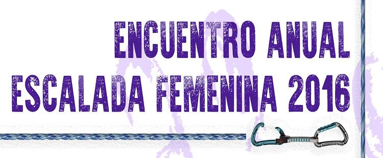 Concentración de Escalada Femenina FEMECV