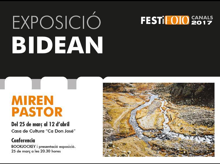 La fotògrafa Miren Pastor exposa la seua obra a Ca don José