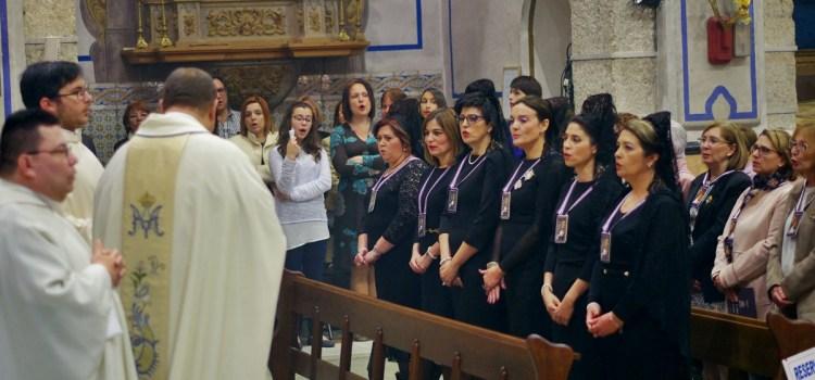 Eucaristia solemne a la verge dels Dolors
