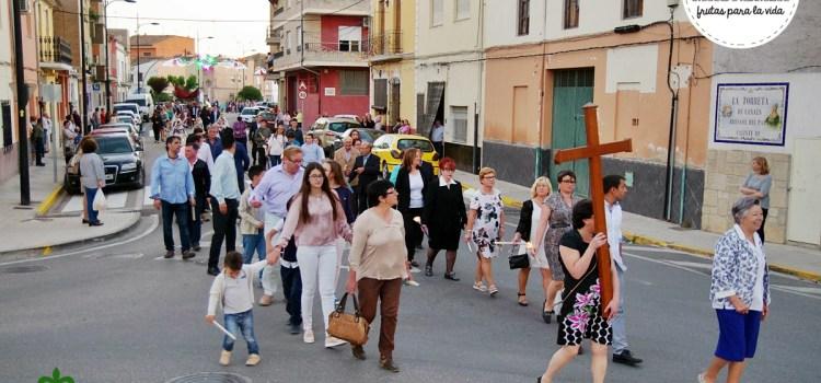 Festes Torreta 2017: Processó de Santa Creu