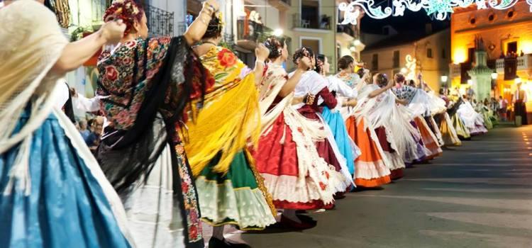 La Dansà de la Font de la Figuera, declarada Festa d'Interès Turístic Provincial.
