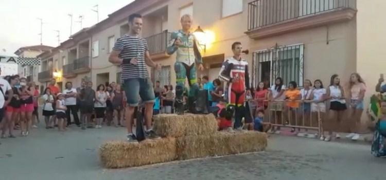 José V. Navalón gana el trofeo de Velocidad Urbana en Iniesta