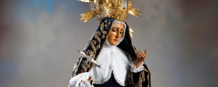 El dissabte comença la celebració del XXV Aniversari Coronació Mare de Déu dels Dolors amb el sector Fornets