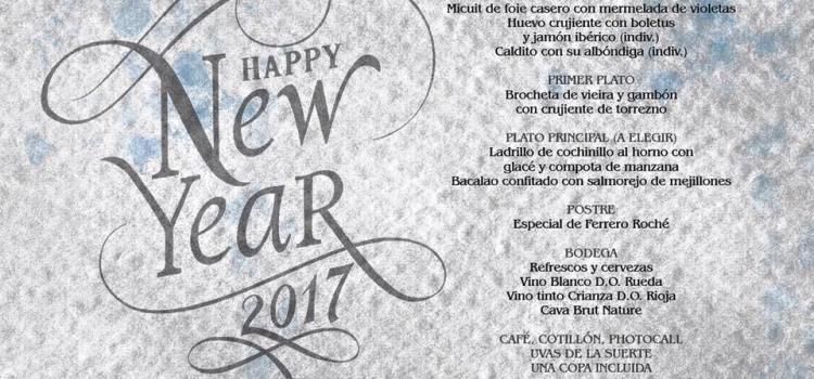 Navidades 2017 Ven a celebrarlo con Jardín de Montemina