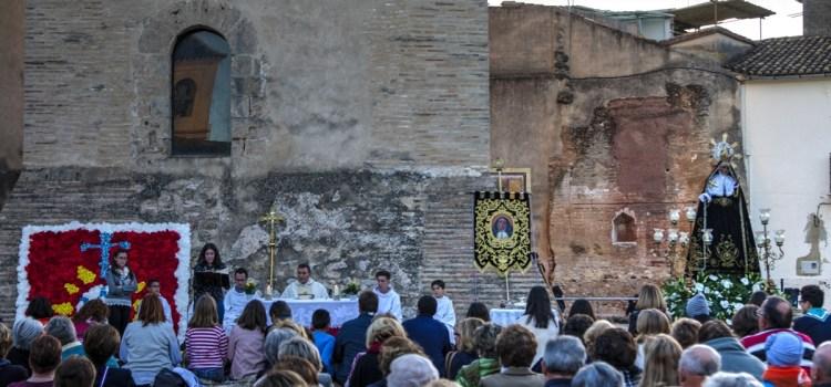 XXV Aniversari Coronació Mare de Déu dels Dolors: Sector Parroquia disabte 4 de novembre
